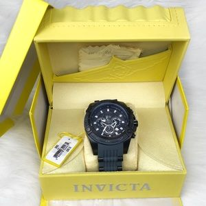 Invicta Marvel Black Panther Limited Ed 52mm Watch